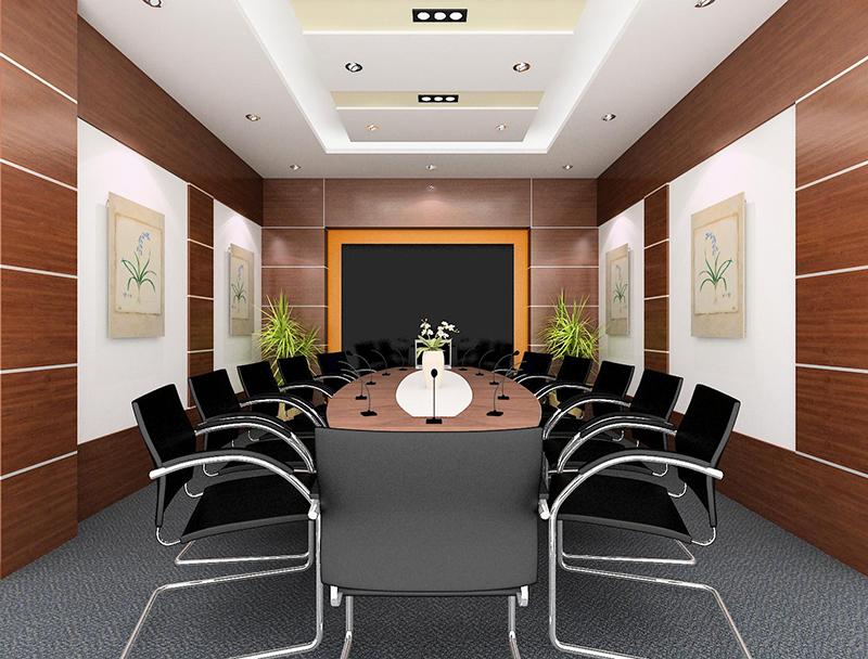 Mẫu nội thất phòng họp đẹp