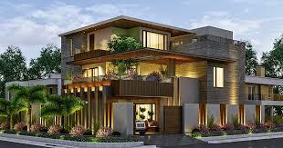Đặc điểm biệt thự mái bằng đẹp và cách chống nóng hiệu quả.