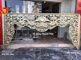 Ý nghĩa tuyệt vời của cửa võng bằng đồng đối với không gian thờ cúng (2)