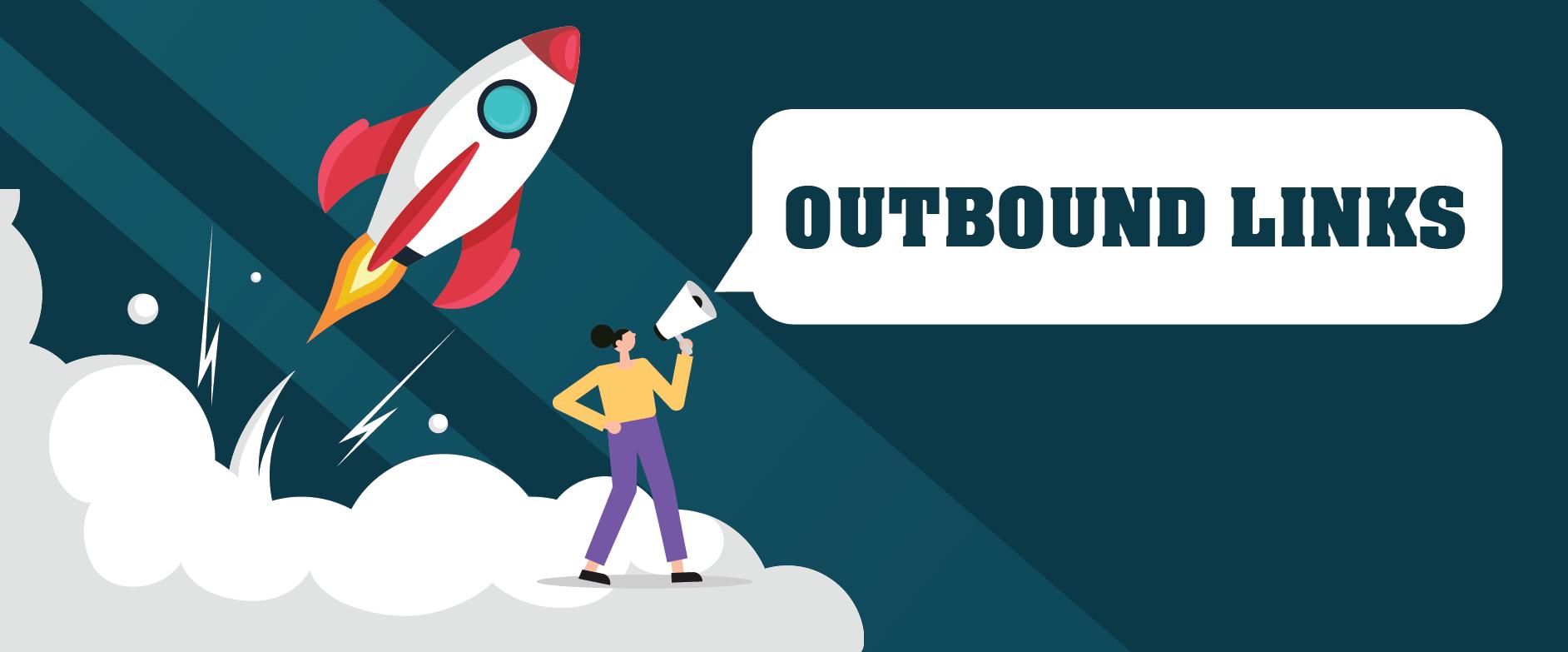 Khám phávề outboundlink & tác dụng của nó trong SEO Web